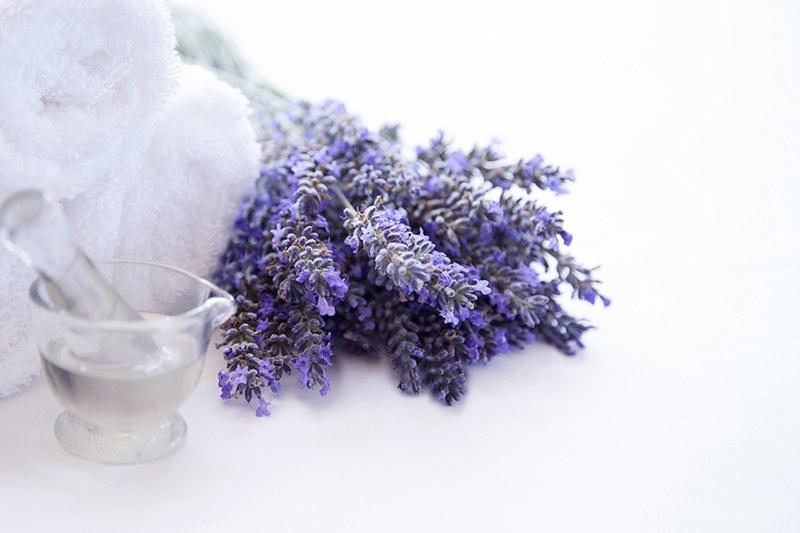 Lavendeldröm med mindfullness massage